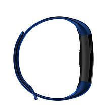Умный фитнес браслет Lemfo Y5 с измерением давления (Синий), фото 3