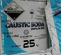 Сода каустическая, натрий едкий гранулированный т