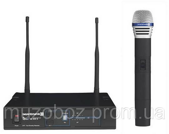 Радиомикрофон Beyerdynamic OPUS669 UHF, фото 2