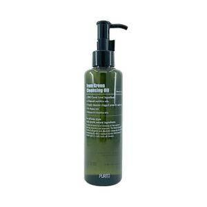 Органическое гидрофильное масло Purito From Green Cleansing Oil, 200 мл.