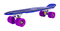 Пенни борд, скейтборд Penny TONED MIXCOLOR 22 дюйма металлизированная дека, фото 1