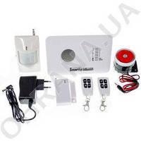 Комплект сигнализации с дозвоном Aoke GSM 10G