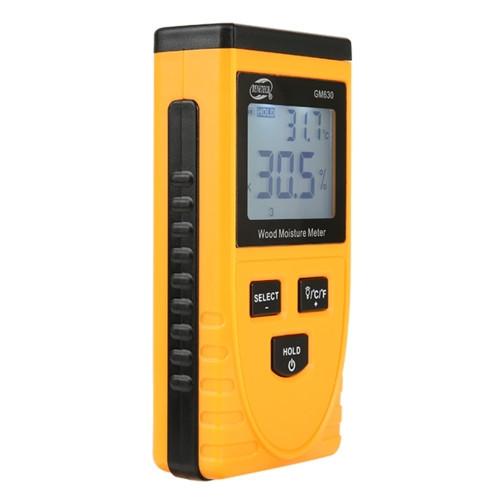 Безконтактний вологомір деревини 0,5-79,5% BENETECH GM630