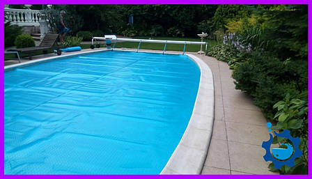 Солярная плёнка 500 микрон (Франция) для бассейна, фото 2