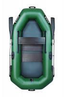 Надувная лодка Ладья ЛТ-220ЕС со слань-ковриком