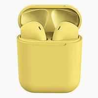 Беспроводные наушники InPods 12 Macaroon Yellow(7117)