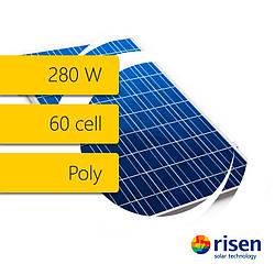 Солнечная панель 280 Вт, Risen  RSM60-6- 280P