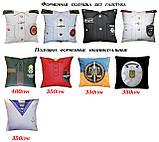 Сувенирная подушка подарочная Полиция, ДСНС, МВД и СБУ, фото 9