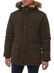 Очень Теплая зимняя мужская куртка парка George (Размер XL)
