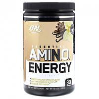 Аминокислоты Optimum Nutrition Amino Energy 300g. (ВАНИЛЬНОЕ КОФЕ)