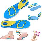 [ОПТ] Гелевые стельки для обуви мужские, фото 4