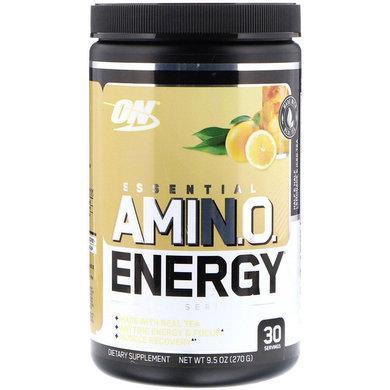Амінокислоти Optimum Nutrition Amino Energy 270g. (ЛИМОНАД)