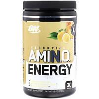Аминокислоты Optimum Nutrition Amino Energy 270g. (ЛИМОНАД)