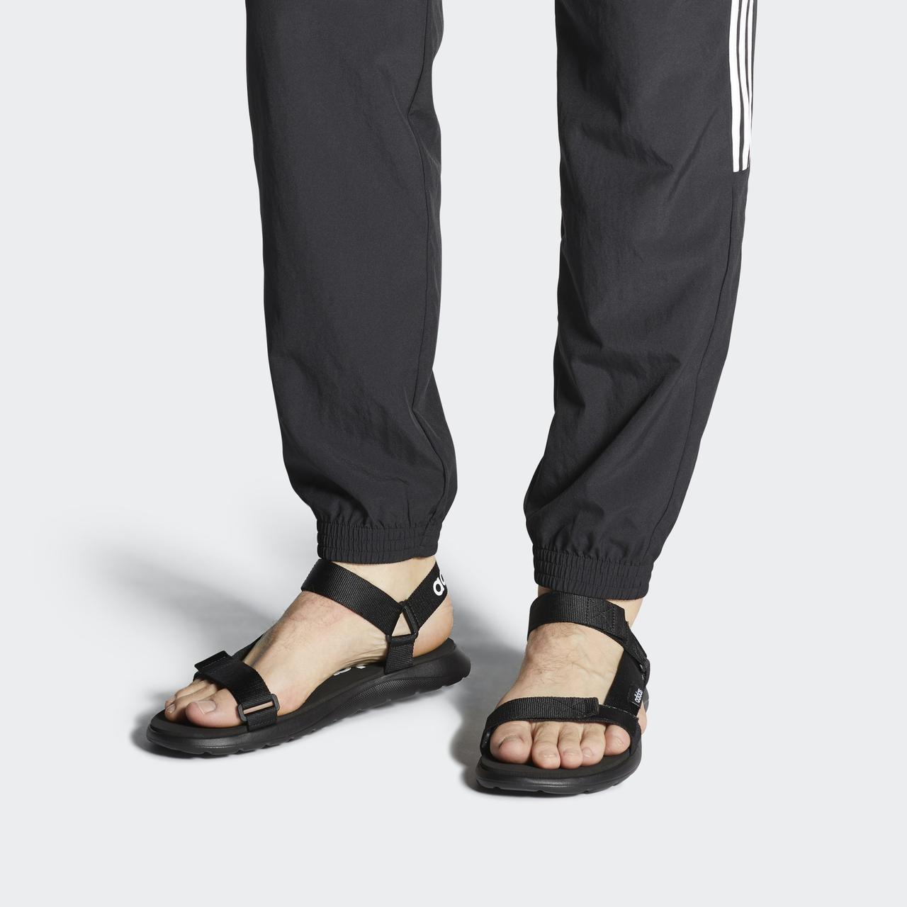 Сандалии Comfort Adidas EG6514 44 1/2; 46 размер