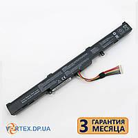 Батарея для ноутбука Asus X550E, K550, X450, X750JB (A41-X550E) внутр. бу