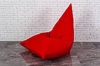 Бескаркасное Кресло мешок Красная Пирамида XXL