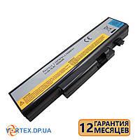Батарея для ноутбука Lenovo Y470A Y470G Y471P Y570P, Y570, Y570A, Y570D, Y570M, Y570N (L10S6F01) 10.8V 5200mAh черная новая