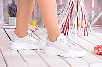 Женские кроссовки из натуральной кожи ENRI ROSSI