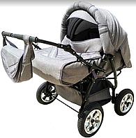 Детская коляска трансформер для двойни Trans baby Taurus Duo 05