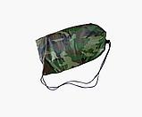 Надувной матрас Ламзак AIR SOFA Army водонепроницаемый, ламзак-лежак, Надувной портативный диван, фото 6