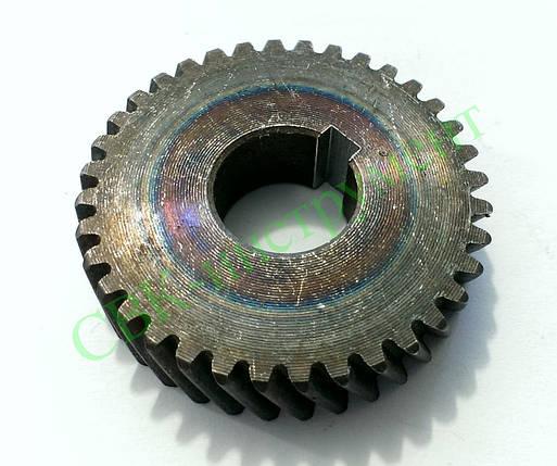 Шестерня дисковой пилы  40х14 мм 36z влево Nowa, фото 2