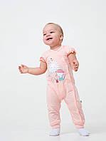 Комбинезон для девочки, Смил , от 0 до 18 месяцев, 108513,