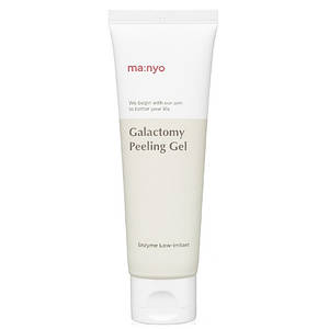 Энзимный пилинг-скатка с галактомисисом Manyo Factory Galactomy Peeling Gel, 75 мл