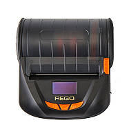 ✅ REGO RG-MTP80B Мобильный принтер печати чеков (58/80 мм), фото 1