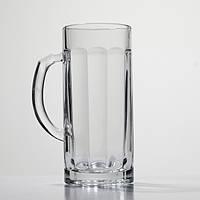 Кружка ПАБ для пива с ручкой 0,33 л 55109