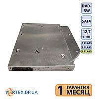 Привод для ноутбука (дисковод) DVDRW SATA 12,7мм проверенный (class 2) бу