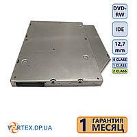 Привод для ноутбука (дисковод) DVDRW IDE 12,7 мм проверенный (class 2) бу