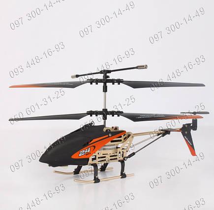 ROTOR II Радиоуправляемый вертолет 2,4 Ггц Большой вертолет 3х канальный Игрушки на радиоуправлении Детская , фото 2