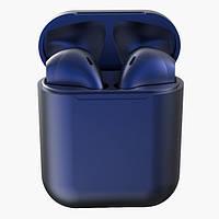 Беспроводные наушники InPods 12 Macaroon Dark Blue (SUN7114)