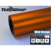 TeckWrap 190 VCH306 Wild orange / Оранжевый матовый хром