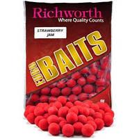 Бойлы Richworth Euro Boilies Strawberry Jam 15mm 1kg (клубника)