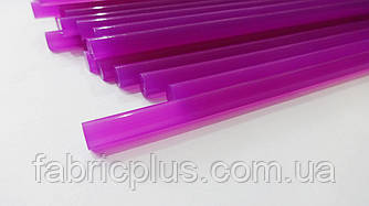 Клей для термопистолета фиолетовый 7 мм х 180 мм