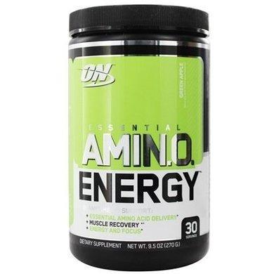 Амінокислоти Optimum Nutrition Amino Energy 270g. (ЗЕЛЕНЕ ЯБЛУКО)