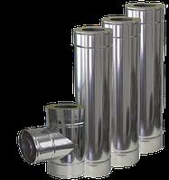 Труба дымоходная теплоизолированная 200/260 0,6мм