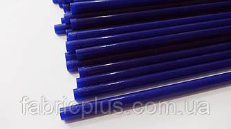 Клей для термопистолета синий 7 мм х 180 мм