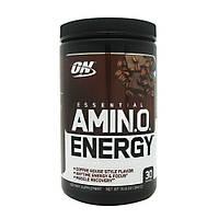 Аминокислоты Optimum Nutrition Amino Energy 270g. (МОКА КАПУЧИНО)