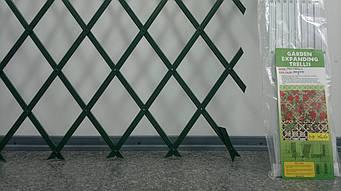 Подставка для растений 1х2м белая,зеленая пергола с доставкой по Украине