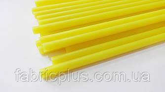 Клей для термопистолета желтый 7 мм х 180 мм
