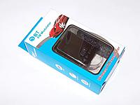 Автомобильный FM-трансмиттер модулятор CM i10ABT, Автомодулятор 2USB, AUX, micro SD, фото 1