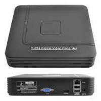 Видеорегистратор NVR LUX-N1008F (сетевой регистратор NVR, 8 камер)