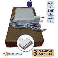Зарядное устройство для ноутбука Apple T MagSafe 2 3,05А 14,85V класс A (AC-вилка в подарок) бу
