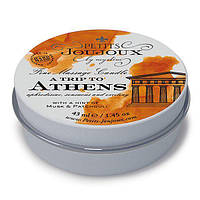 Масажна свічка Petits Joujoux - Athens - Musk and Patchouli (43 мл) з афродизіаками