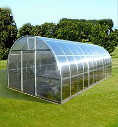 Поликарбонат сотовый 4мм прозрачный и цветной