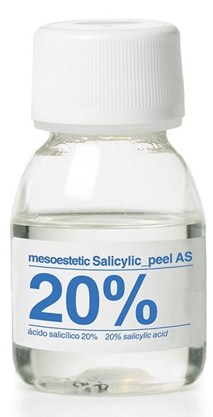 Salicylic peel AS 20% Саліциловий пілінг AS 50 мл. Mesoestetic
