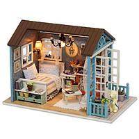 """""""Прованс"""" 3D пазл, модель домика ручной сборки, волшебная детализация"""