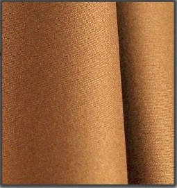 Ткань Блэкаут Однотонный кофе с молоком  Camelа, фото 2